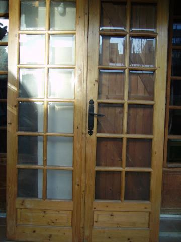 R sultats de la recherche - Double porte interieure vitree ...