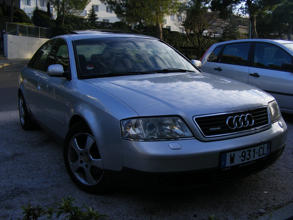 vente auto occasion marseille audi a6 quattro 2 5 tdi pack luxe tip tronic. Black Bedroom Furniture Sets. Home Design Ideas